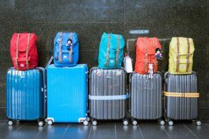 maletas y equipajes