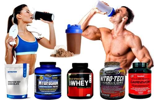 Suplemento proteinas para adelgazar