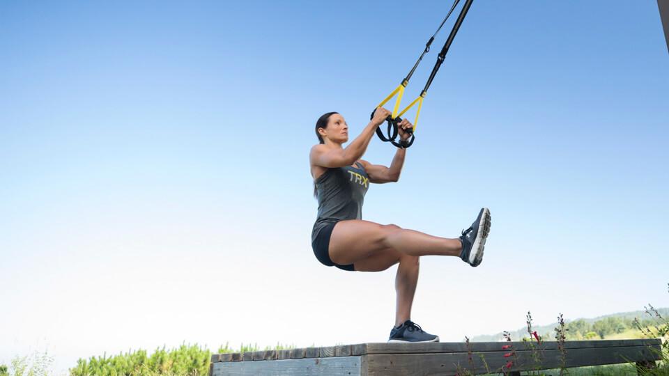 TRX La mejor manera de hacer deporte en Casa