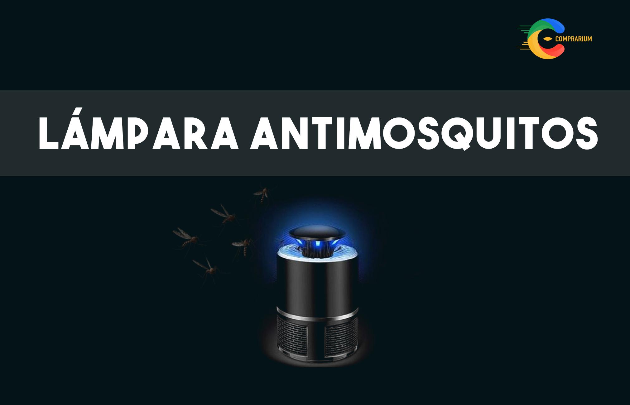 Mejores Lamparas Animosquitos Amazon