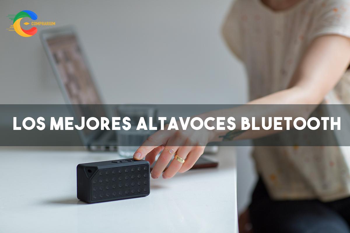 LOS MEJORES ALTAVOCES BLUETOOTH 2020