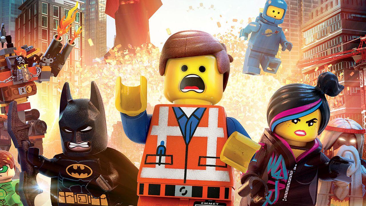 Lego: Un mundo infinito